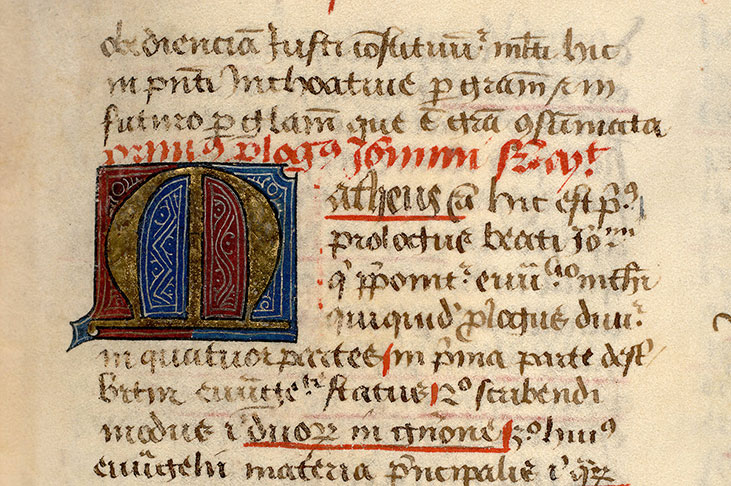 Paris, Bibl. Mazarine, ms. 0172, f. 004