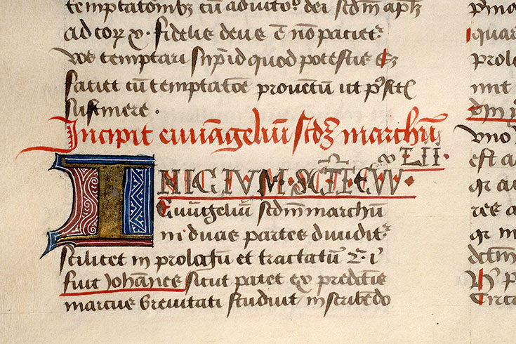 Paris, Bibl. Mazarine, ms. 0172, f. 111v