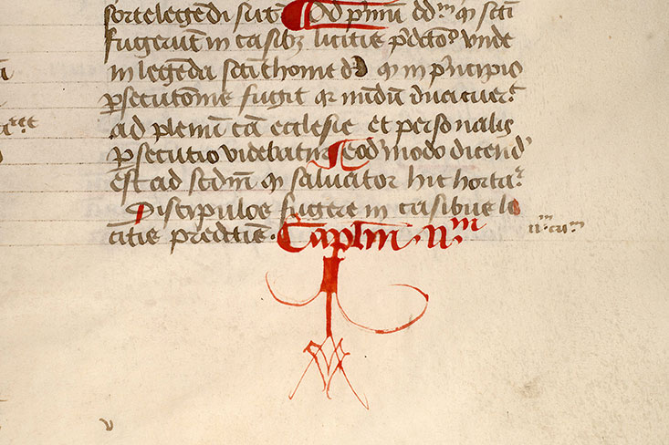 Paris, Bibl. Mazarine, ms. 0172, f. 234