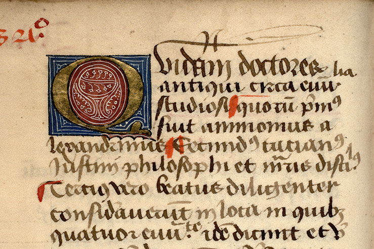 Paris, Bibl. Mazarine, ms. 0172, f. 274v