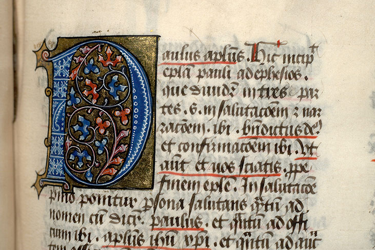 Paris, Bibl. Mazarine, ms. 0174, f. 085