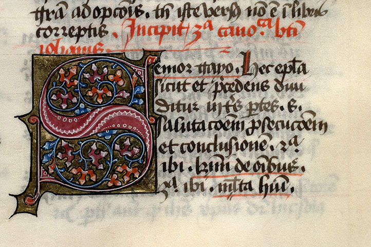 Paris, Bibl. Mazarine, ms. 0174, f. 232