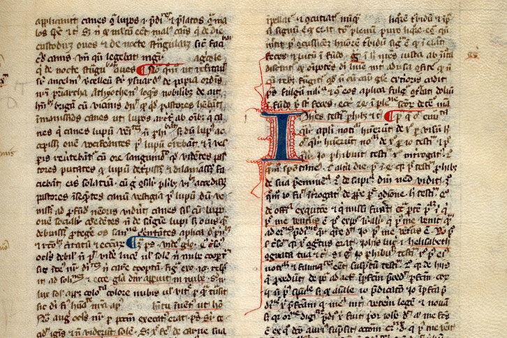 Paris, Bibl. Mazarine, ms. 0183, f. 006