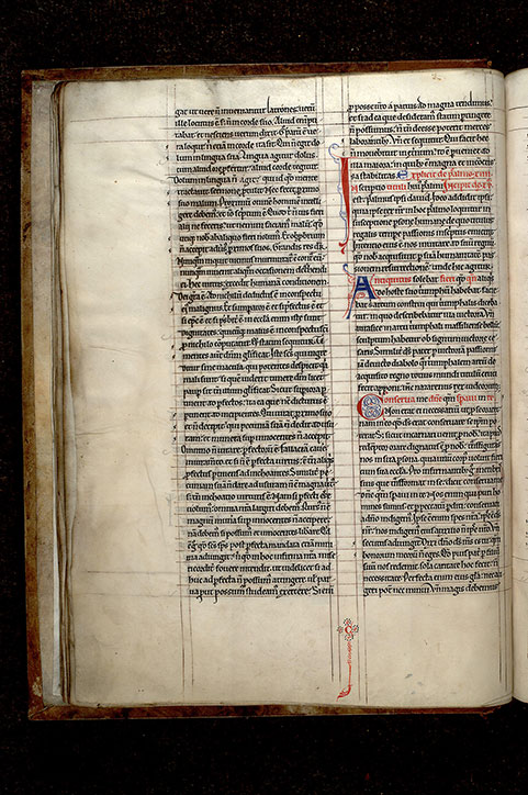 Paris, Bibl. Mazarine, ms. 0201, f. 023v