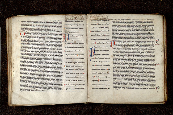 Paris, Bibl. Mazarine, ms. 0204, f. 034v-035