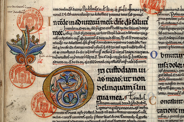 Paris, Bibl. Mazarine, ms. 0205, f. 053v