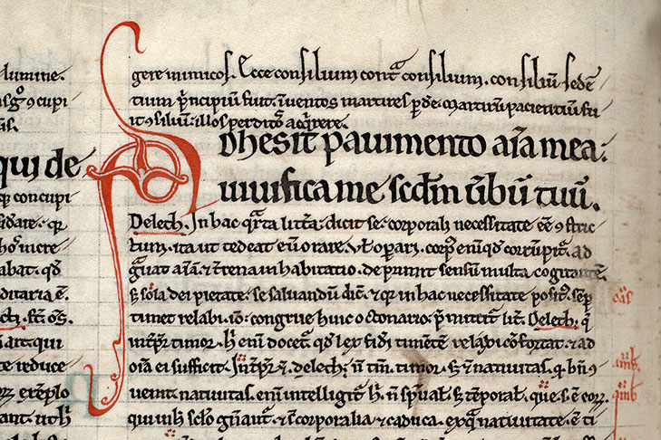 Paris, Bibl. Mazarine, ms. 0205, f. 151v