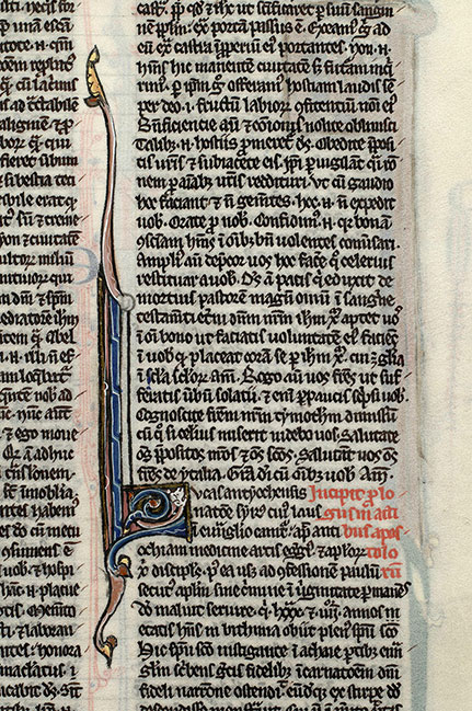 Paris, Bibl. Mazarine, ms. 0015, f. 440
