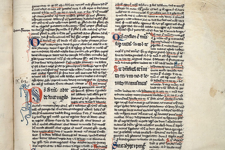Paris, Bibl. Mazarine, ms. 0209, f. 076