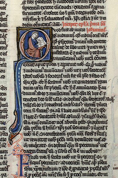 Paris, Bibl. Mazarine, ms. 0015, f. 455
