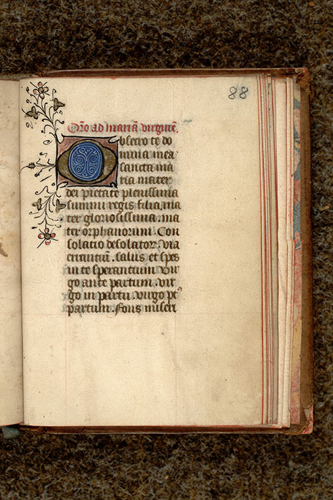 Paris, Bibl. Mazarine, ms. 0476, f. 088