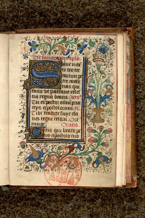 Paris, Bibl. Mazarine, ms. 0476, f. 097