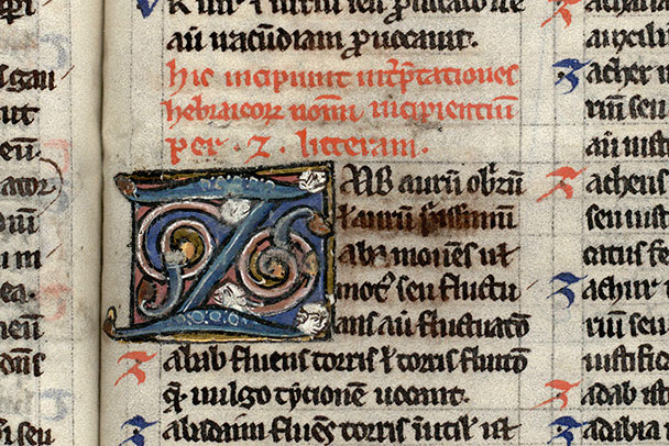 Paris, Bibl. Mazarine, ms. 0015, f. 506
