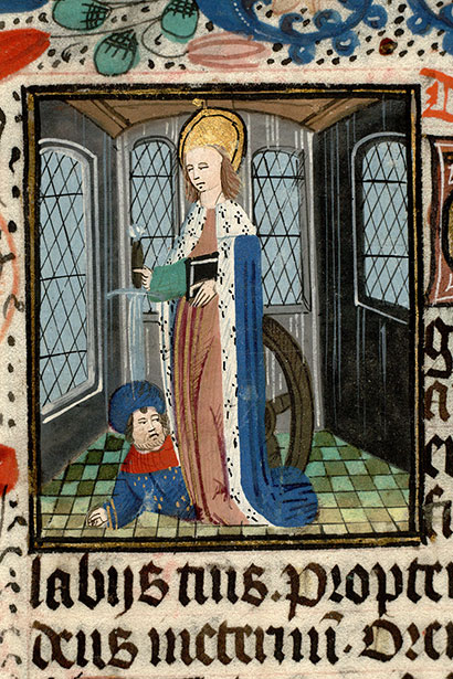Paris, Bibl. Mazarine, ms. 0479, f. 027v
