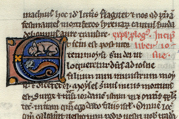 Paris, Bibl. Mazarine, ms. 0016, f. 075v
