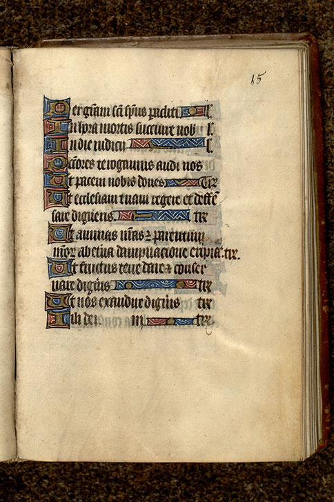 Paris, Bibl. Mazarine, ms. 0481, f. 085