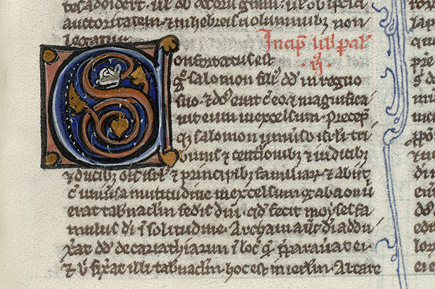 Paris, Bibl. Mazarine, ms. 0016, f. 145