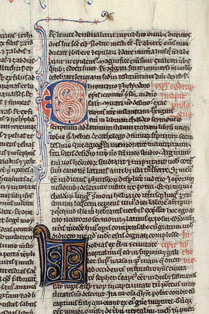 Paris, Bibl. Mazarine, ms. 0016, f. 168v