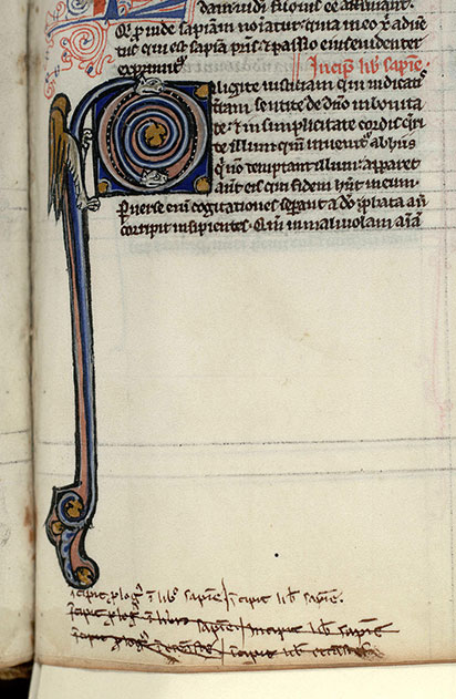 Paris, Bibl. Mazarine, ms. 0016, f. 225