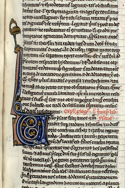 Paris, Bibl. Mazarine, ms. 0016, f. 246