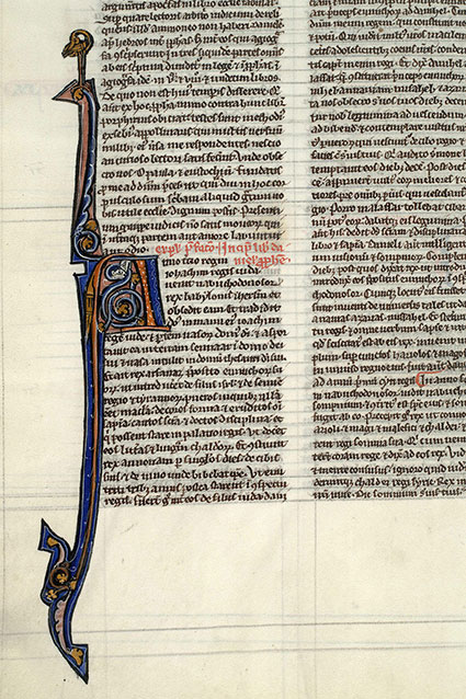 Paris, Bibl. Mazarine, ms. 0016, f. 305v