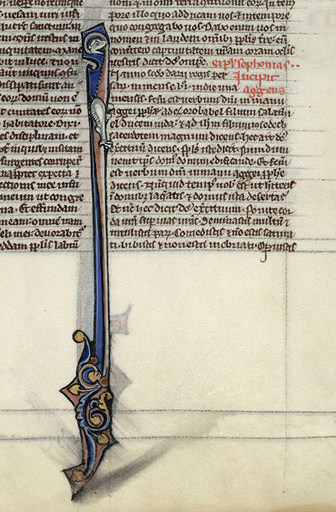Paris, Bibl. Mazarine, ms. 0016, f. 323