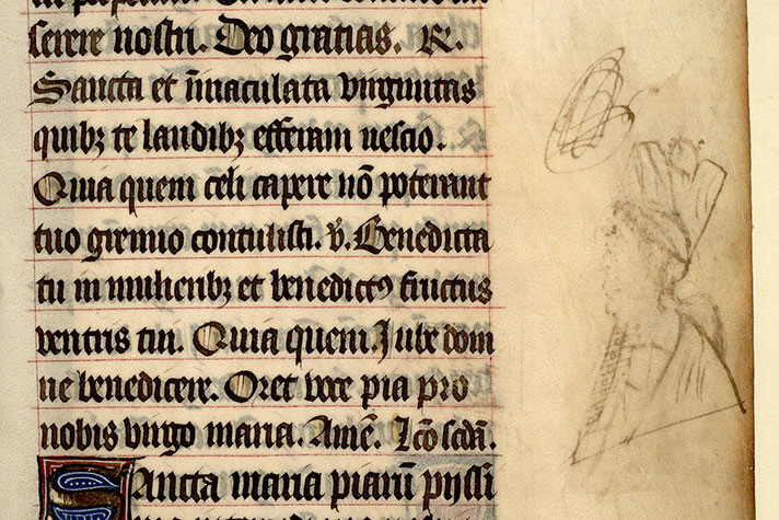 Paris, Bibl. Mazarine, ms. 0493, f. 021