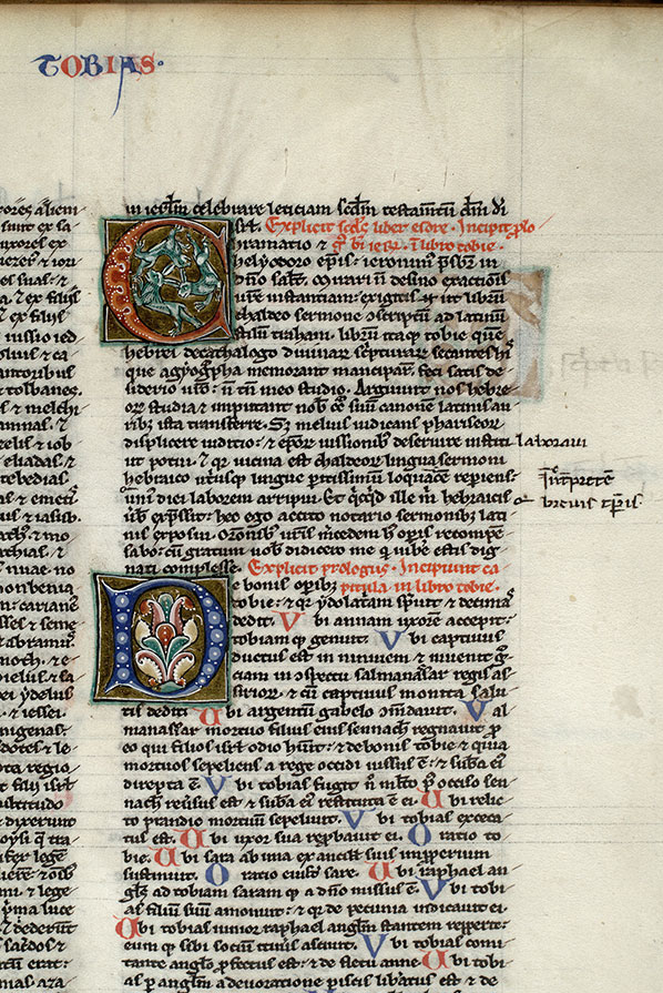 Paris, Bibl. Mazarine, ms. 0012, f. 102