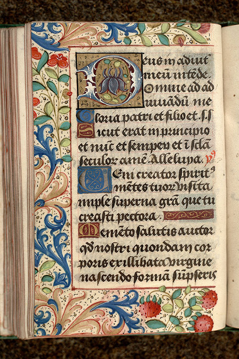 Paris, Bibl. Mazarine, ms. 0499, f. 052v