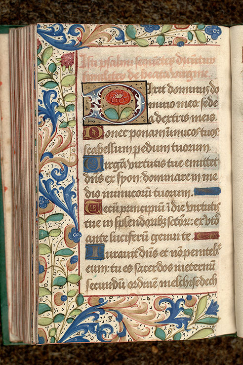 Paris, Bibl. Mazarine, ms. 0499, f. 064v