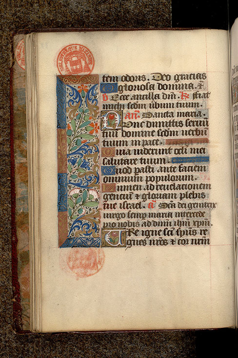 Paris, Bibl. Mazarine, ms. 0501, f. 038v
