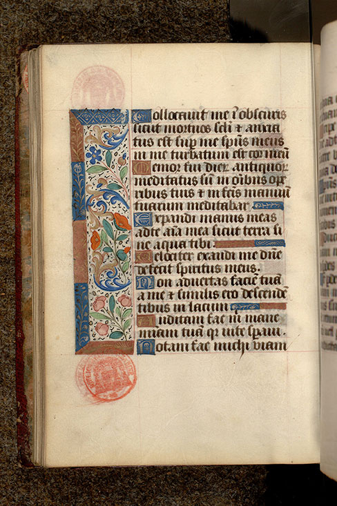 Paris, Bibl. Mazarine, ms. 0501, f. 064v