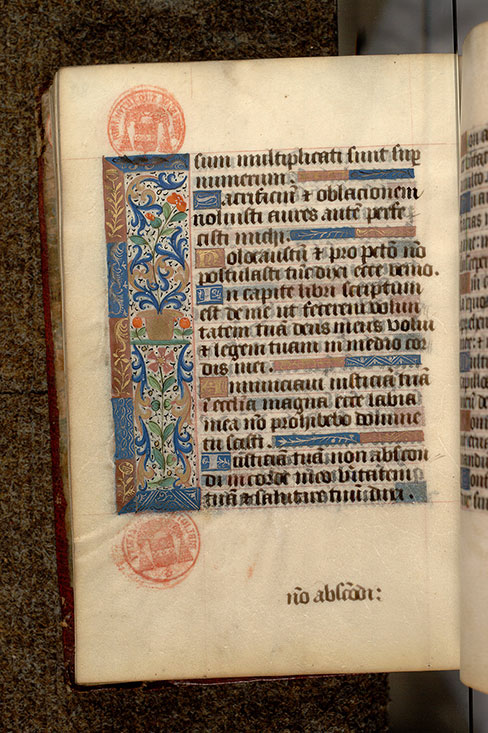 Paris, Bibl. Mazarine, ms. 0501, f. 083v