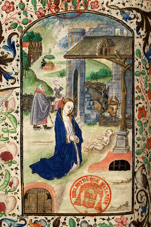 Paris, Bibl. Mazarine, ms. 0502, f. 064v