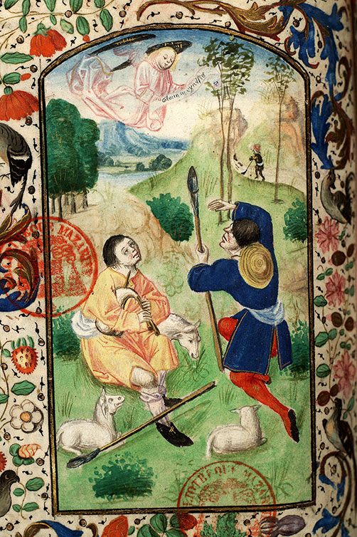 Paris, Bibl. Mazarine, ms. 0502, f. 068v