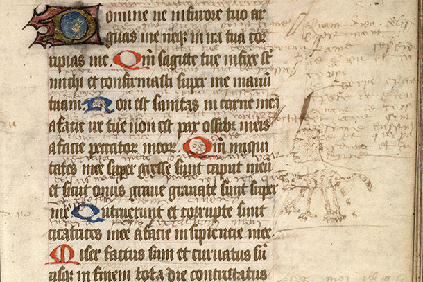 Paris, Bibl. Mazarine, ms. 0503, f. 061