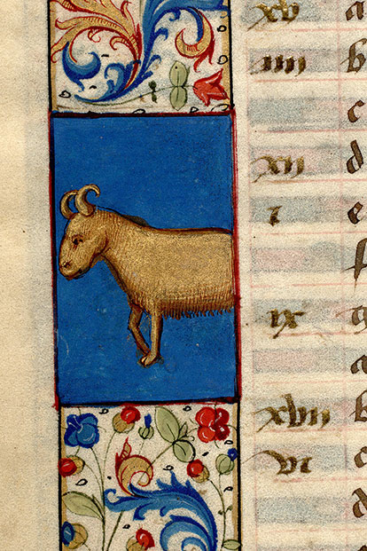Paris, Bibl. Mazarine, ms. 0507, f. 003v