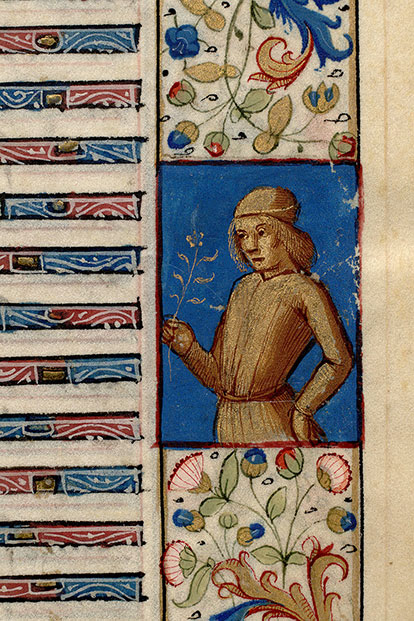Paris, Bibl. Mazarine, ms. 0507, f. 004