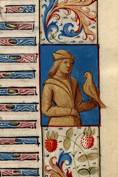 Paris, Bibl. Mazarine, ms. 0507, f. 005