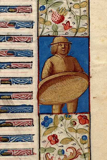 Paris, Bibl. Mazarine, ms. 0507, f. 008