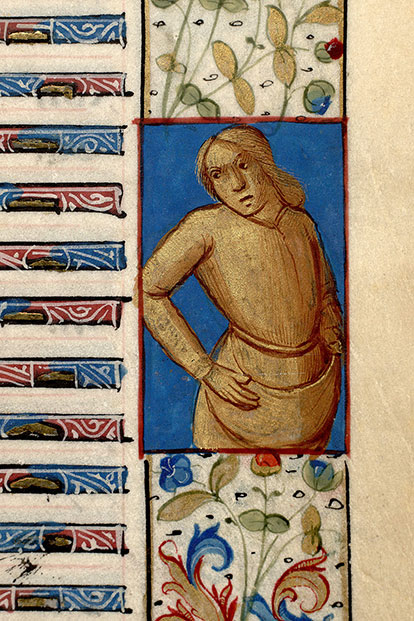 Paris, Bibl. Mazarine, ms. 0507, f. 009