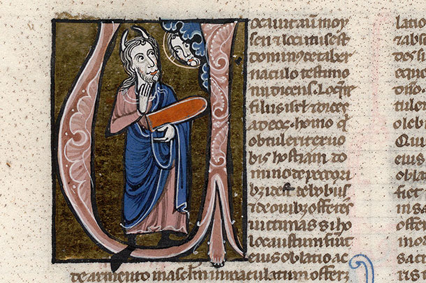 Paris, Bibl. Mazarine, ms. 0018, f. 027v