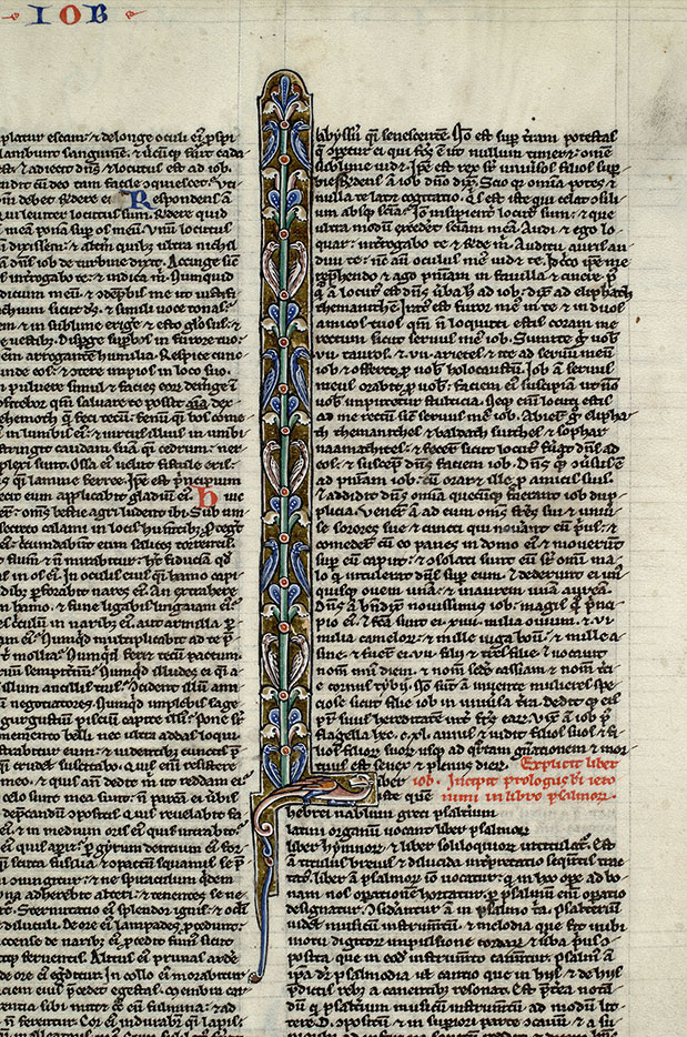 Paris, Bibl. Mazarine, ms. 0012, f. 116