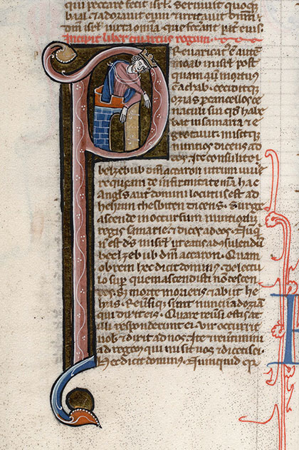Paris, Bibl. Mazarine, ms. 0018, f. 104