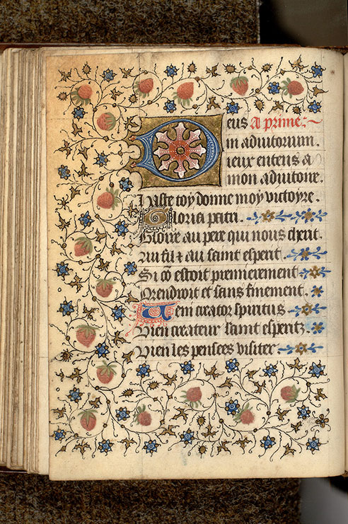 Paris, Bibl. Mazarine, ms. 0509, f. 043v