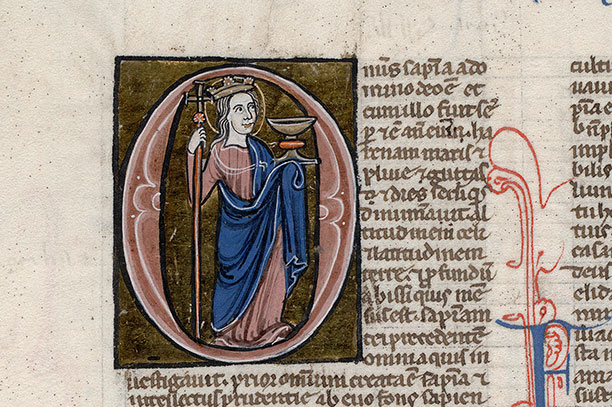 Paris, Bibl. Mazarine, ms. 0018, f. 195v