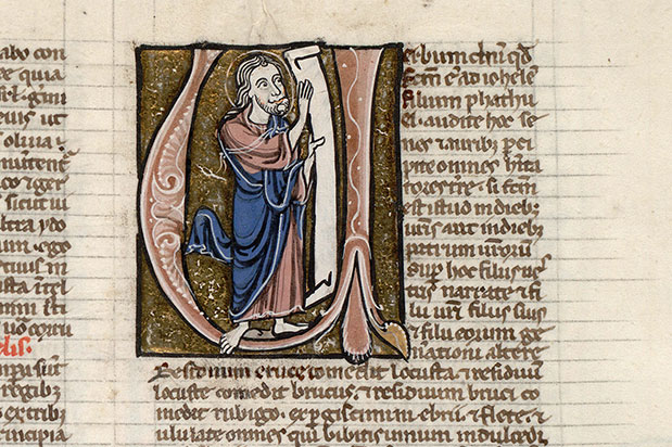 Paris, Bibl. Mazarine, ms. 0018, f. 265