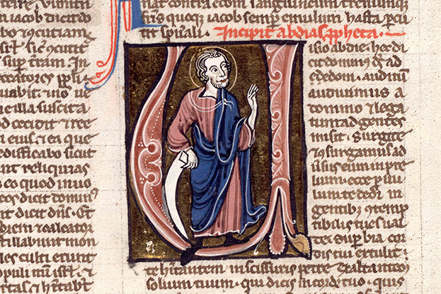 Paris, Bibl. Mazarine, ms. 0018, f. 267v
