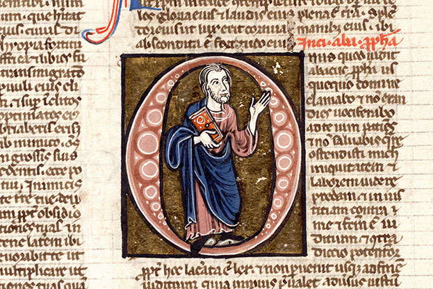Paris, Bibl. Mazarine, ms. 0018, f. 270v