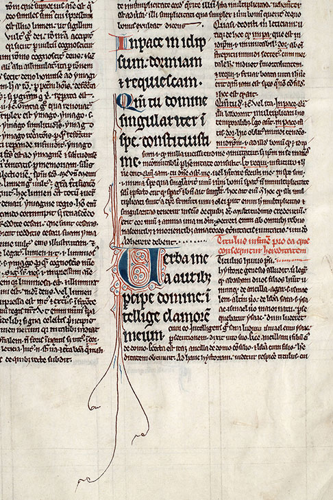 Paris, Bibl. Mazarine, ms. 0211, f. 005